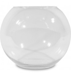 Stikla trauks bolei, h-35cm, d-35cm