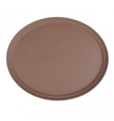 Waiter tray with non-slip surfaces 40cm