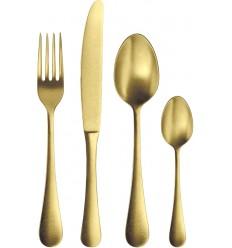 Pusdienu karote zelta krāsā