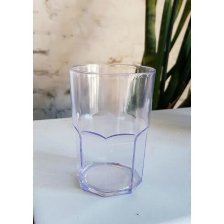 Kokteiļu/viskija glāze 35cl, plastmasas