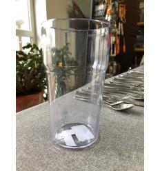 Plastmasas alus glāze Pint 0.5l