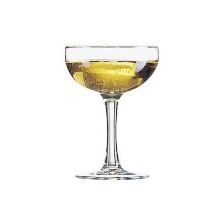 Šampanieša zemā glāze piramīdām 16cl