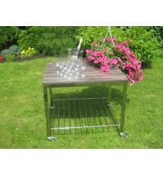 Serving cake carts 75*90
