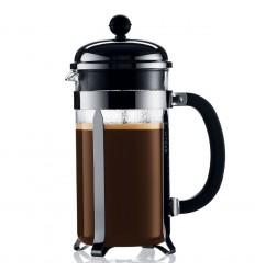 Kafijas kanna nospiežamā