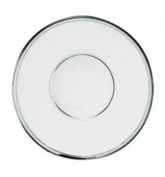 Блюдце стеклянное 15cm