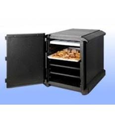 Termo kaste ēdienu transportēšanai ar durvīm