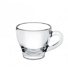 Glass cup ISCHIA 180ml