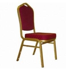 Banketa krēsls bordo