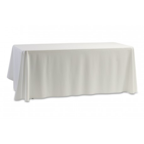 White tablecloth linen 1,47*3m
