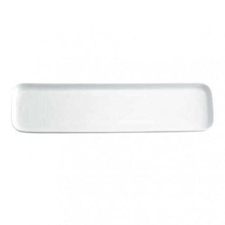 Taisnstūra šķīvis KAHLA, porcelāns 44*11cm