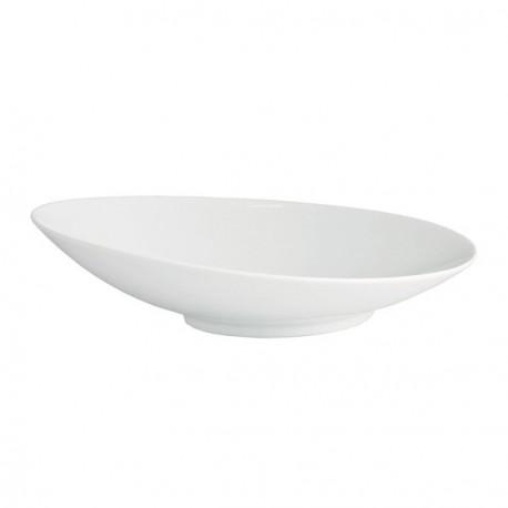 Slīpa bļoda, porcel. d-24.5x8cm