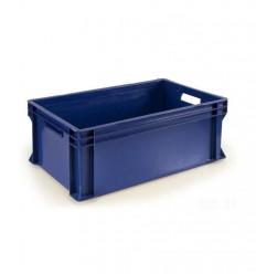 Короб пластмассовый с крышкой 600*400*230
