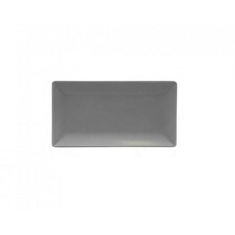 Servējamais šķīvis 30*15cm.,pelēks ELITE