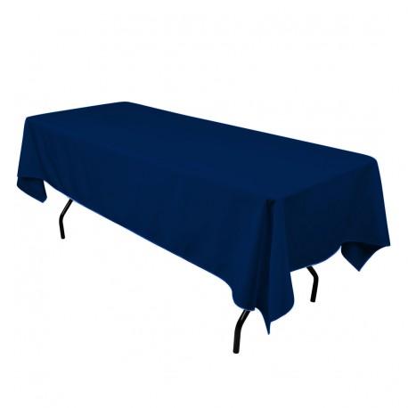 Tumši zils galdauts 1.45*2.20m