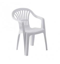 Plastmasas krēsls