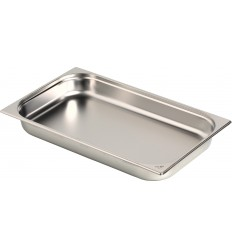 Metal bowl G/N 1/1 9l 65mm
