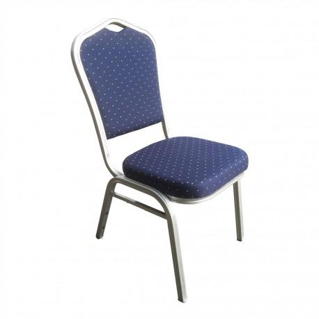 Banketa krēsls zils